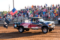 7-14-17 Outlaw-Excaliber Truck & Tractor Pull - Gallery #1