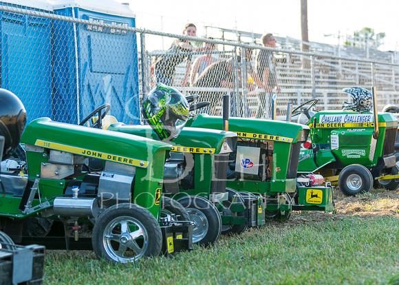 Lori Biehl Photography | 7-10-18 Garden Tractor Pull | 2018